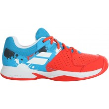 CHAUSSURES BABOLAT JUNIOR PULSION TERRE BATTUE