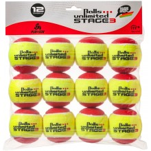 SACCHETTO DA 12 PALLINE BALLS UNLIMITED STAGE 3