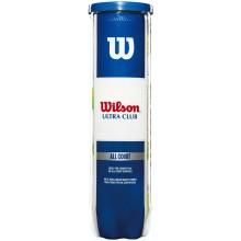 TUBO DA 4 PALLINE WILSON ULTRA CLUB