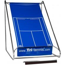 TRI-TENNIS XL (BLU) + DIVERTENTE TELA