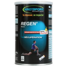 POT ERGYSPORT REGEN' 450G - EXOTIQUE