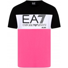 T-SHIRT EA7 TRAINING SPORTY COLOUR FLASH