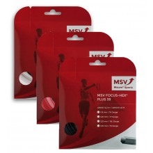 CORDA MSV FOCUS HEX PLUS 38 (12METRI)