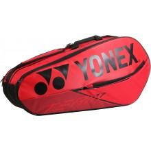 BORSA YONEX TEAM 42026 ROSSO