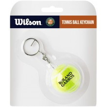 PORTE CLES WILSON ROLAND GARROS TENNIS BALL