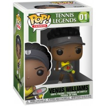 FIGURINA FUNKO POP TENNIS LEGENDS : VENUS WILLIAMS