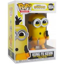 FIGURINA FUNKO POP MINIONS 2: KUNG FU KEVIN