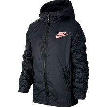 GIACCA CON CAPPUCCIO NIKE JUNIOR FLEECE