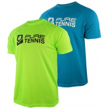 TEE-SHIRT PURE TENNIS BLEU