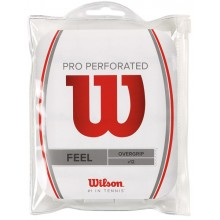 12 OVERGRIP WILSON PRO OVERGRIP PERFORATED