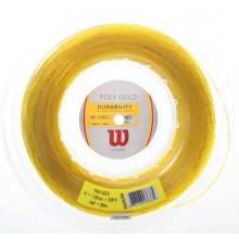 BOBINA WILSON POLY GOLD (200 METRI)