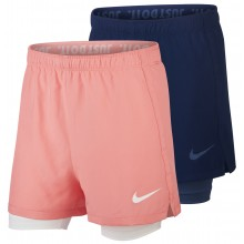 PANTALONCINI NIKE JUNIOR BAMBINA 2 IN 1 DRI-FIT