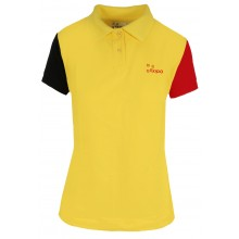 POLO EKIPO DONNA TRICOLORE BELGIO / GERMANIA