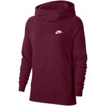 FELPA NIKE DONNA ESSENTIEL FLEECE CON CAPPUCCIO