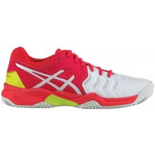 SCARPE  ASICS JUNIOR GEL RESOLUTION 7 GS TERRA BATTUTA