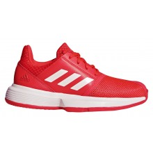 SCARPE ADIDAS JUNIOR COURTJAM TERRA BATTUTE