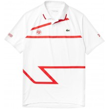 POLO LACOSTE NOVAK DJOKOVIC PARIS