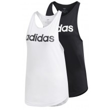 CANOTTA ADIDAS TRAINING ESSENTIALS LINEAR