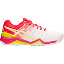 SCARPE ASICS DONNA GEL RESOLUTION 7 TERRA BATTUTA60459