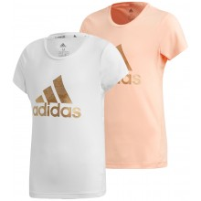 MAGLIETTA  ADIDAS TRAINING JUNIOR BAMBINA LOGO