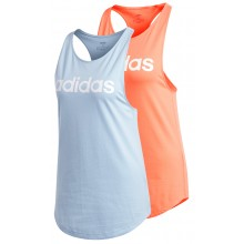 CANOTTA ADIDAS TRAINING DONNA ESSENSIAL LUNEAR LOOS