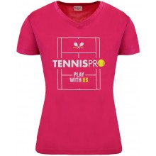 MAGLIETTA TENNISPRO PLAY WITH US