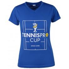 T-SHIRT DONNA TENNISPRO CUP