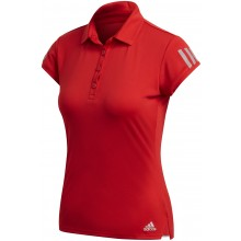POLO DONNA ADIDAS CLUB 3 STRIPES