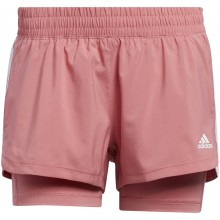 PANTALONCINI ADIDAS DONNA PACER 3S 2IN1