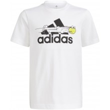T-SHIRT ADIDAS JUNIOR GARCON GRAPHIC