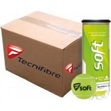 CARTONE DA 24 TUBI Tecnifibre Soft x3