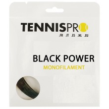 CORDA TENNISPRO BLACK POWER (12 METRI)