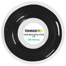 BOBINA TENNISPRO TOUR MAX EVOLUTION 2.0 (200 METRI)
