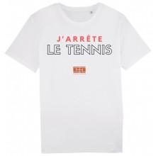 MAGLIETTA TENNIS LEGEND J'ARRETE LE TENNIS