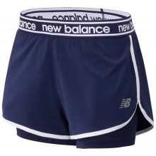 PANTALONCINI NEW BALANCE DONNA 2IN1