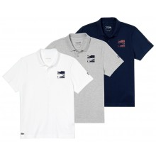 POLO LACOSTE DJOKOVIC FAN CAPSULA