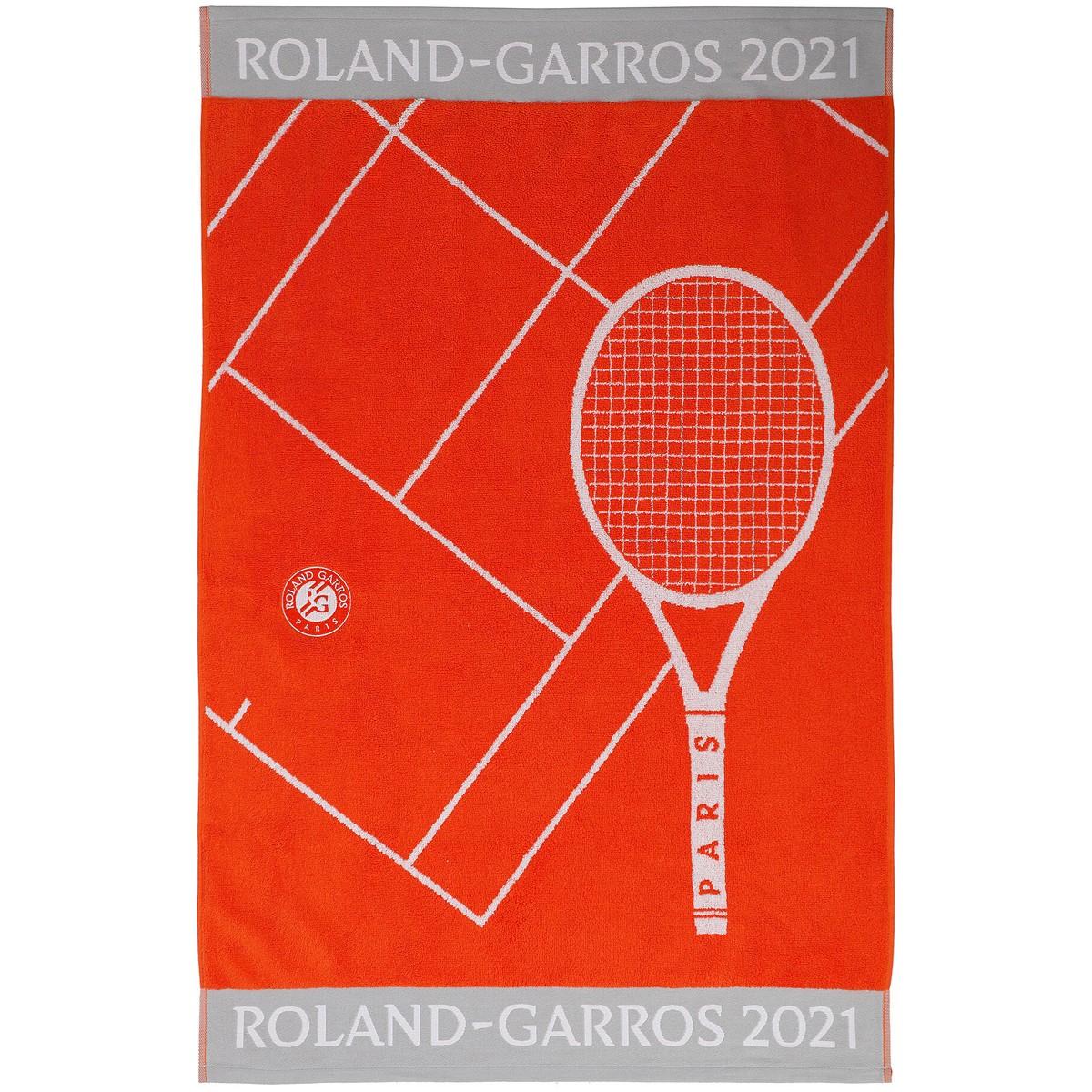 Tecnifibre Tennis Squash Asciugamano 100/% Cotone Bianco