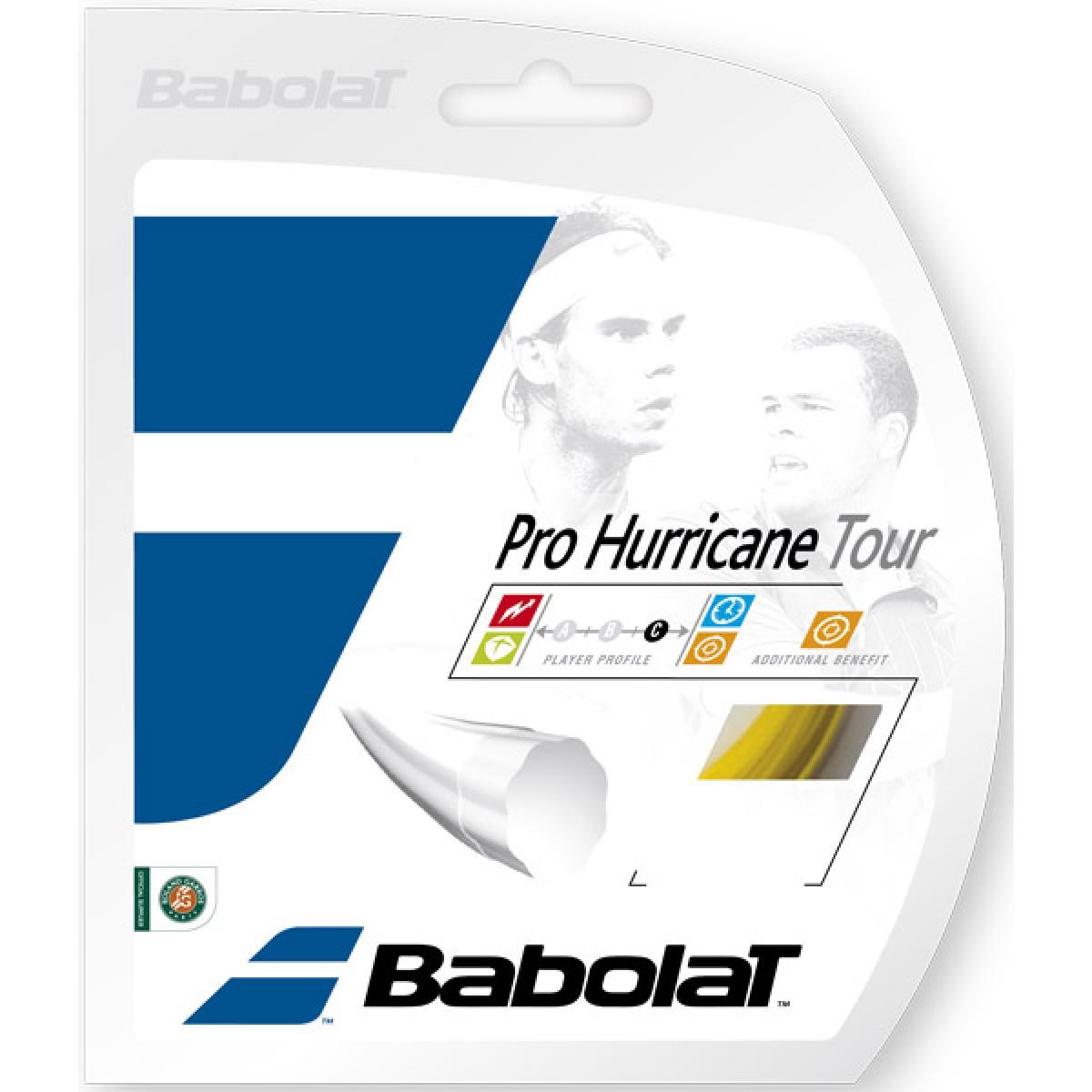 CORDA BABOLAT PRO HURRICANE TOUR (12 METRI)