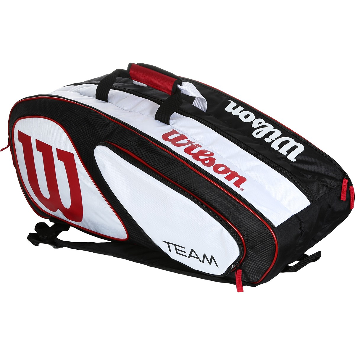 BORSA DA TENNIS WILSON TEAM II 12 RACCHETTA LIMITED EDITION