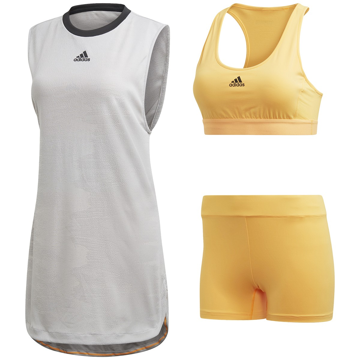 adidas donna abbigliamento vestiti