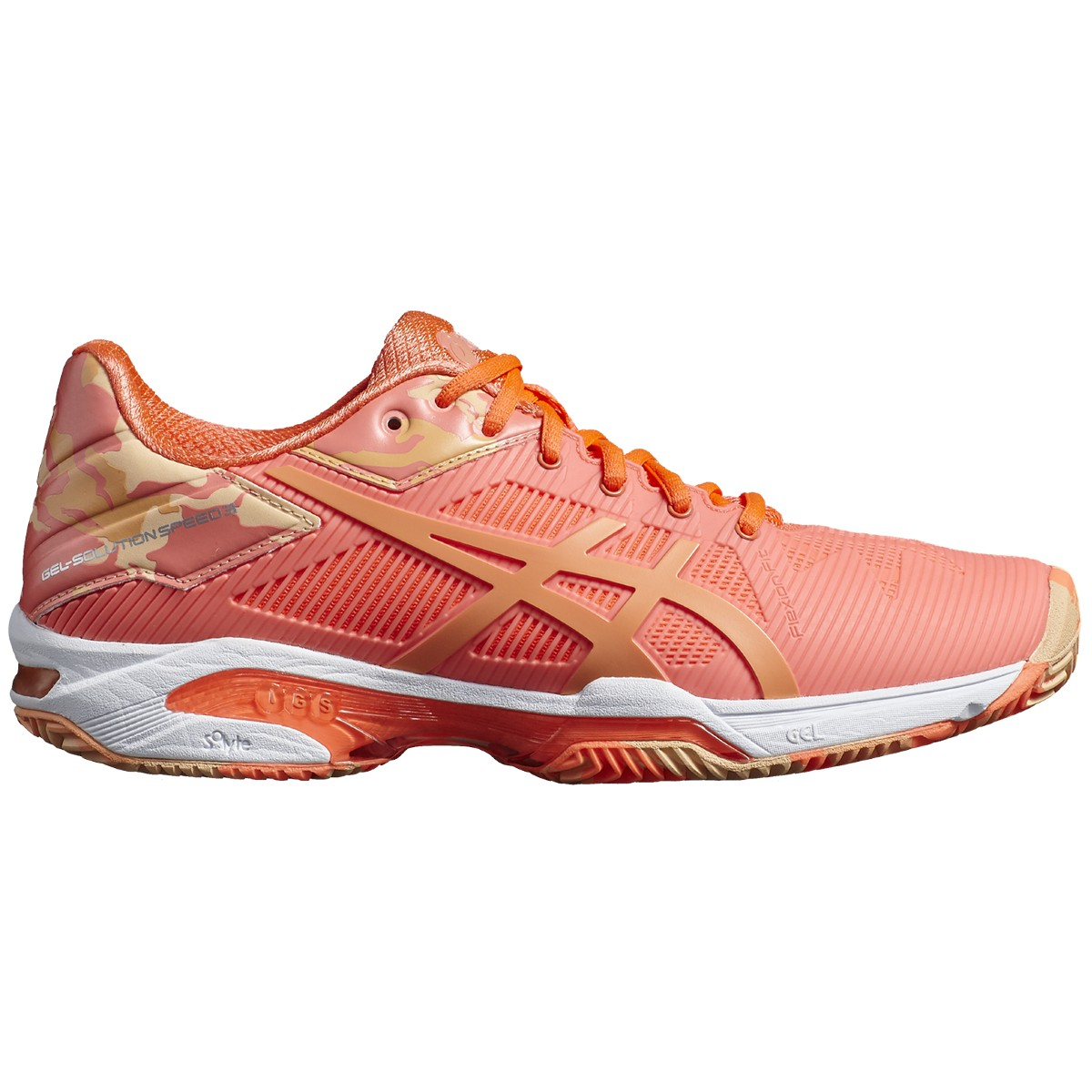 Gel Exclusive Terra 3 Speed Battuta Asics Donna Scarpe Solution 5qPvB