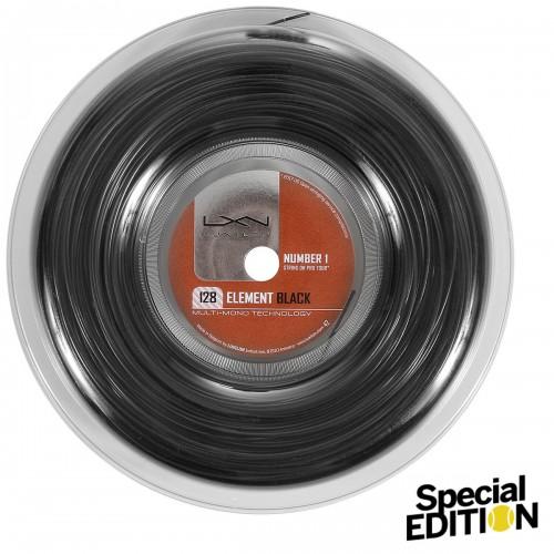 BOBINA  ELEMENT BLACK (200 METRI)