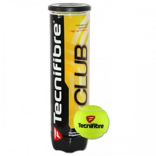 Tubo di 4 palle da tennis  Club