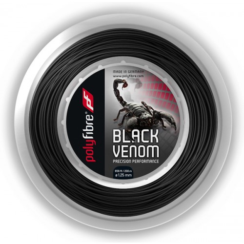 BOBINA  BLACK VENOM (200 METRI)