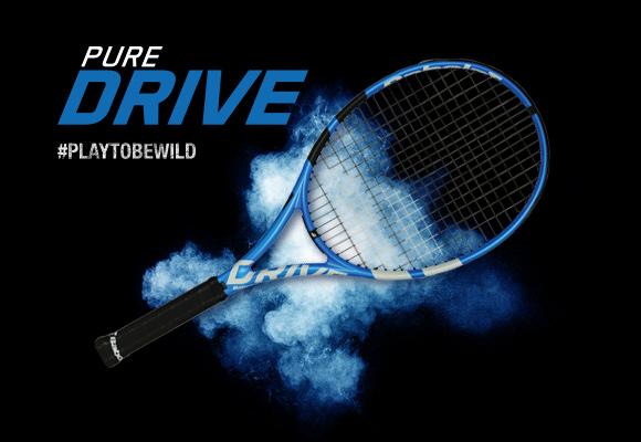 Raquettes Pure Drive