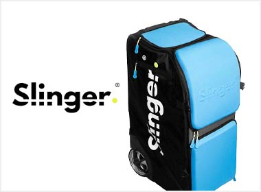 Les lances balles Slinger Bag